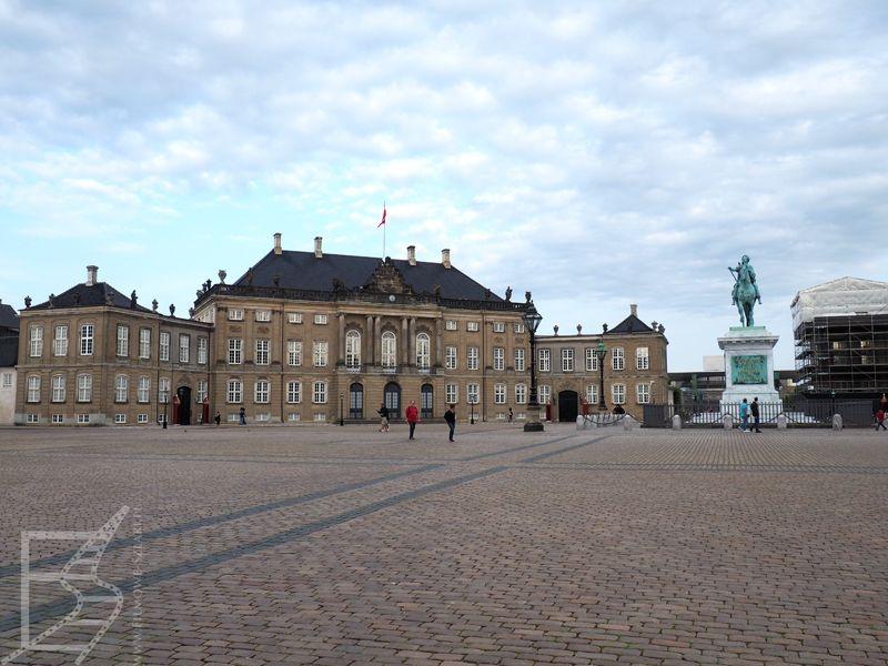 Pałac Amalienborg