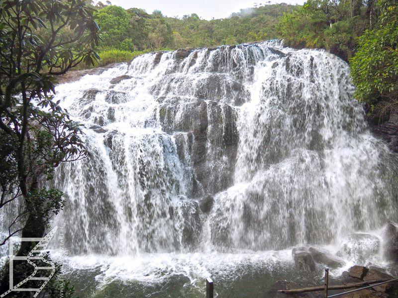 Wodospad Bakera