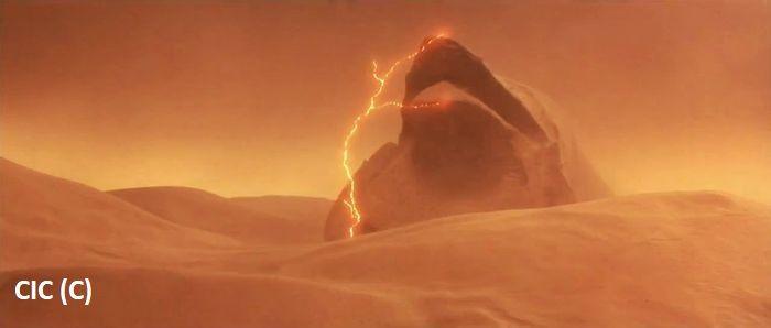 """Yuma w filmie """"Diuna"""" (1984) Davida Lyncha, grała Arrakis."""