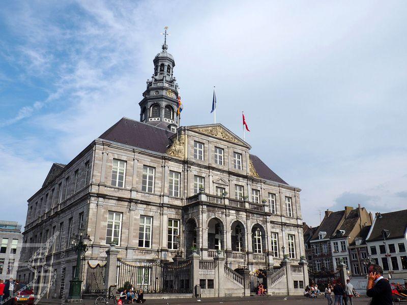 Ratusz w Maastricht