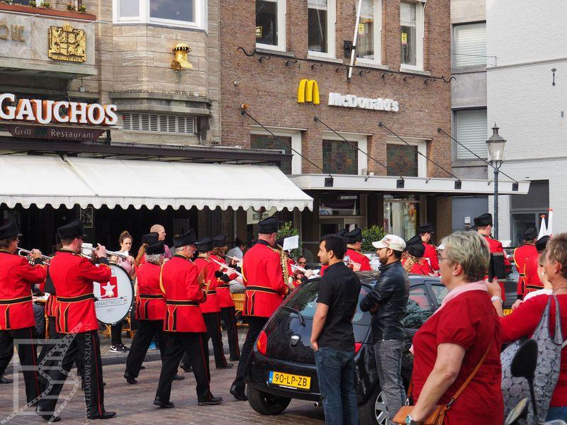 Parada w Maastricht