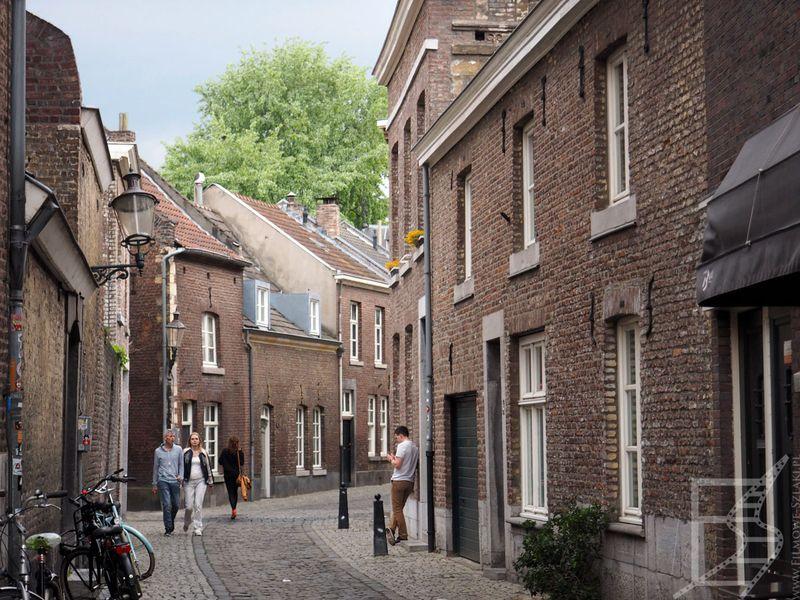 Uliczki Maastricht