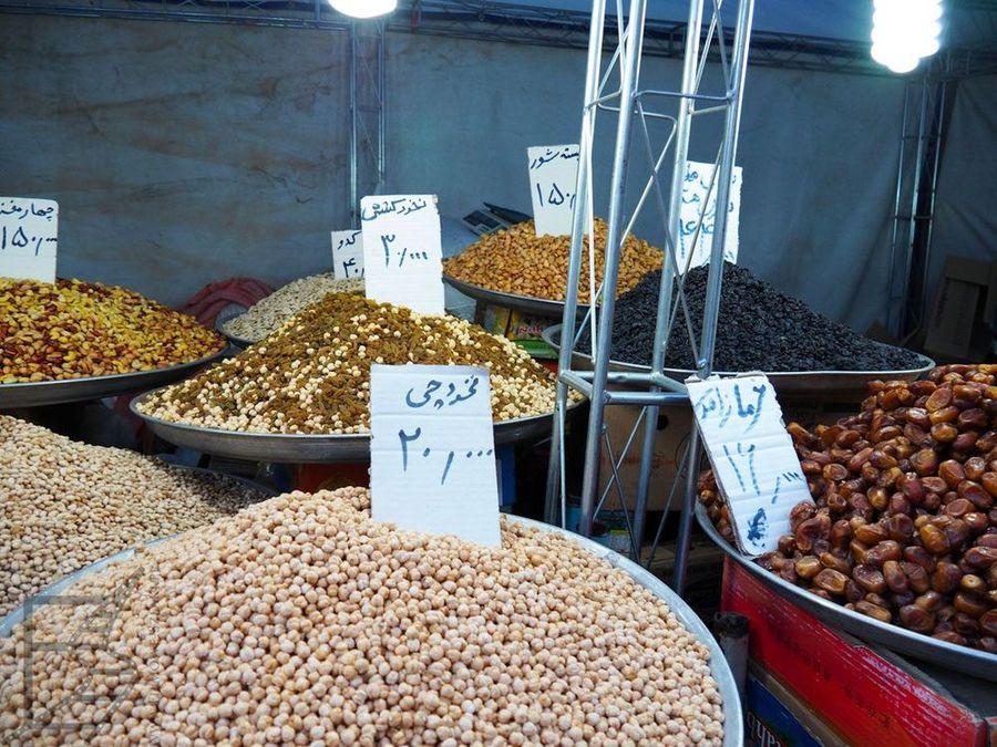Bazar w Hamadanie