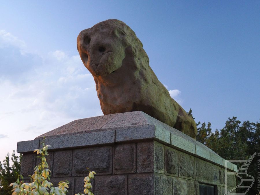 Kamienny Lew w Hamadanie