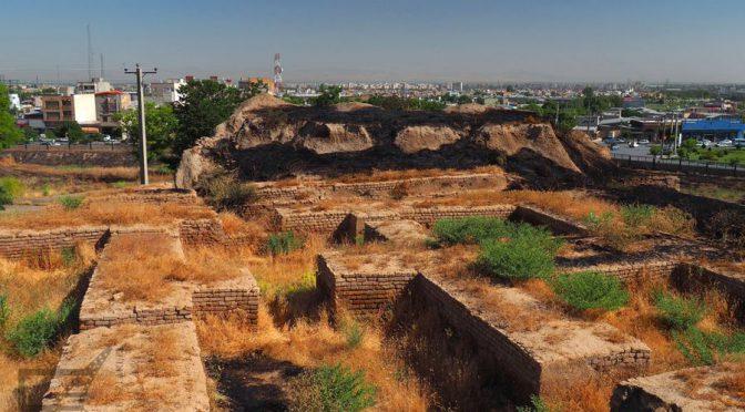 Hamadan, starożytna Ekbatana i grób królowej Estery