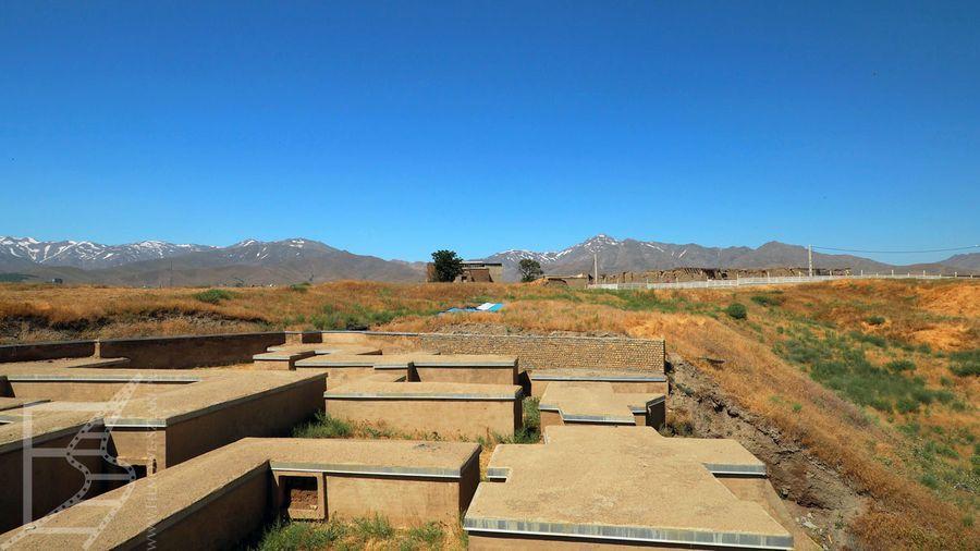 Hamadan: Stanowisko archeologiczne Ekbatana