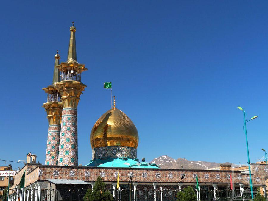Meczet w Hamadanie