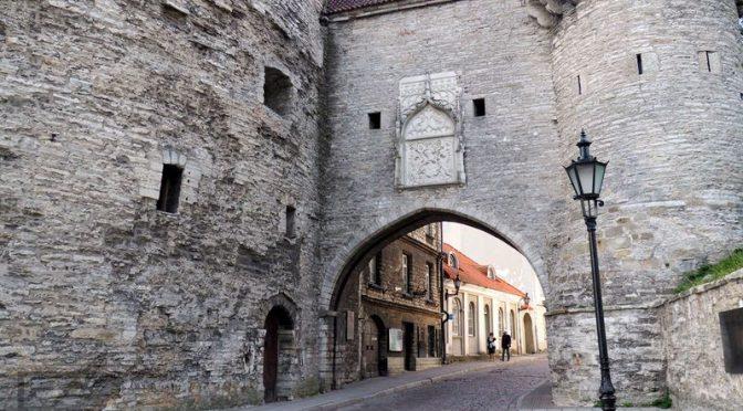 Tallinn, stolica innowacji i przepiękne stare miasto