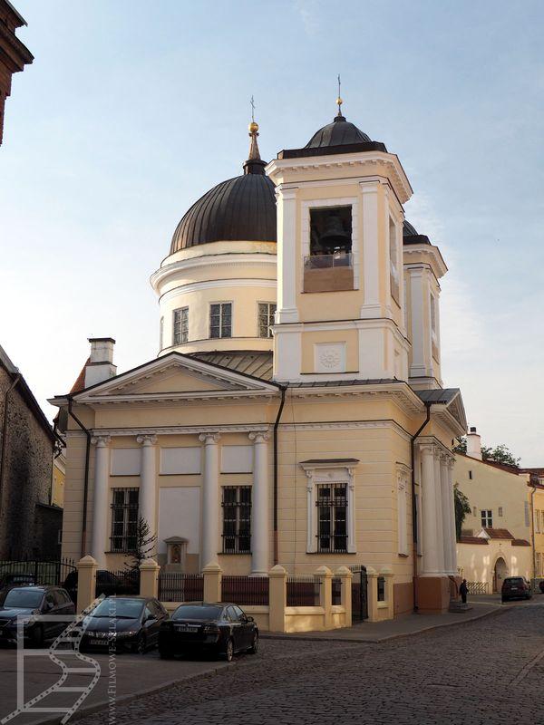 Cerkiew św. Mikołaja (Tallinn, Estonia)