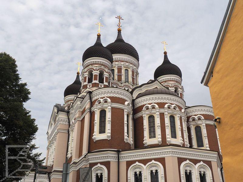 Sobór św. Aleksandra Newskiego (Tallinn, Estonia)