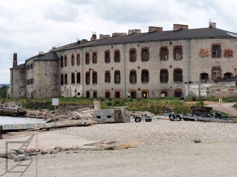 Patarei, forteca i więzienie