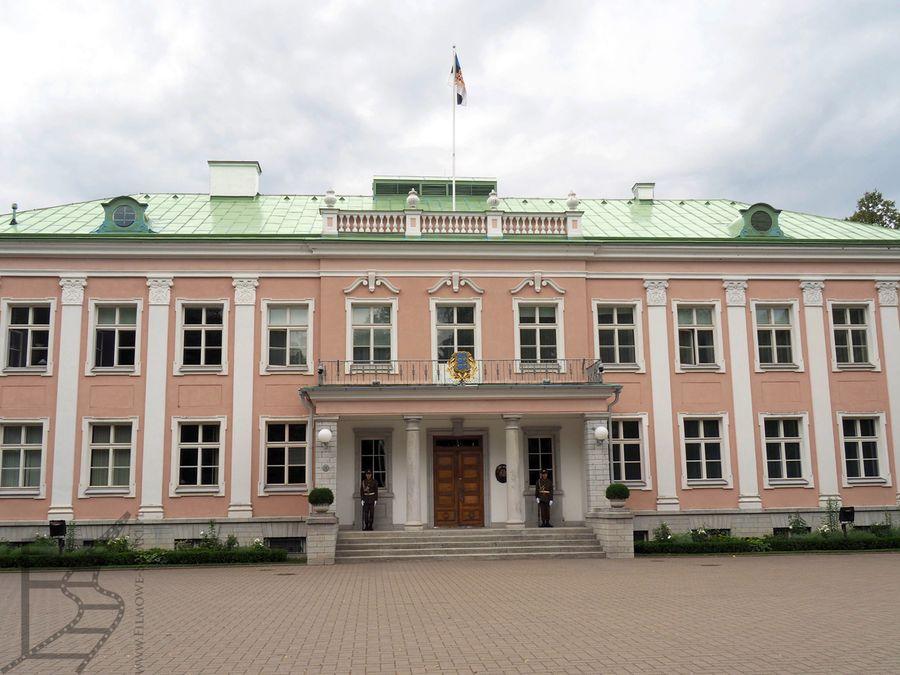 Pałac prezydencki, Tallinn, Estonia