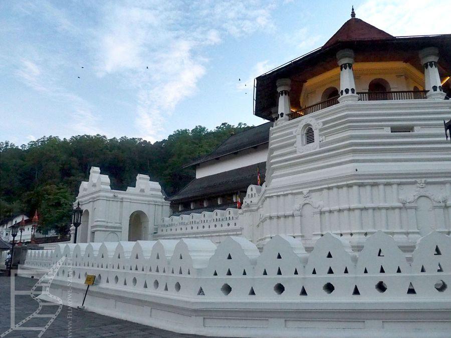 Świątynia Zęba Buddy w Kandy