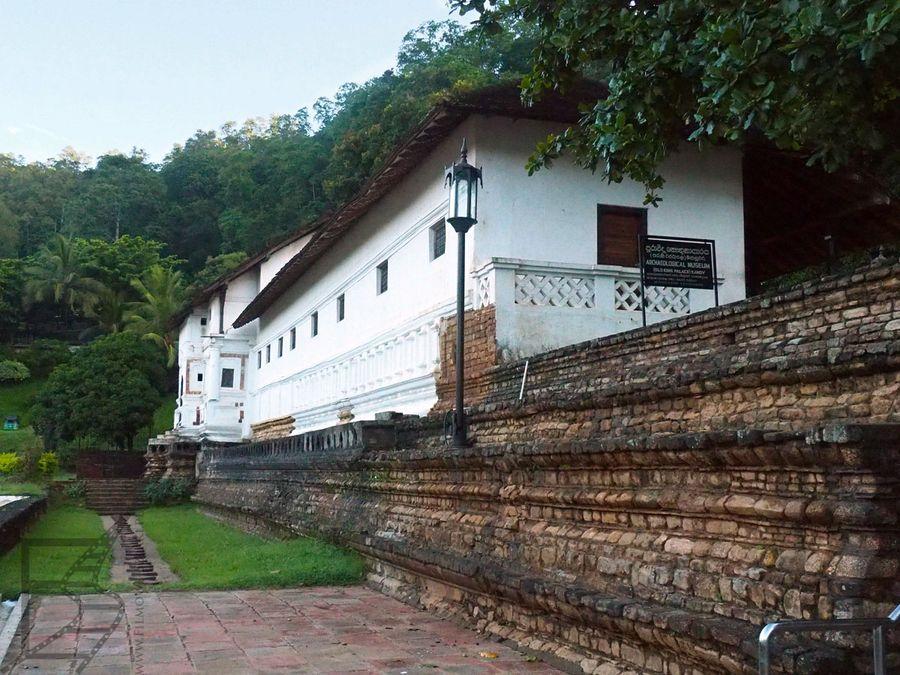 Pałac Królewski w Kandy