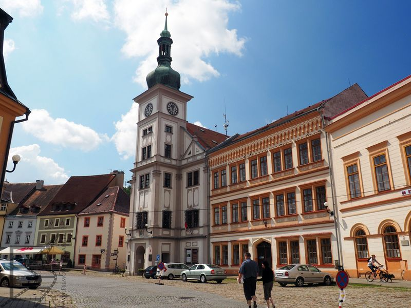 Centrum miasteczka