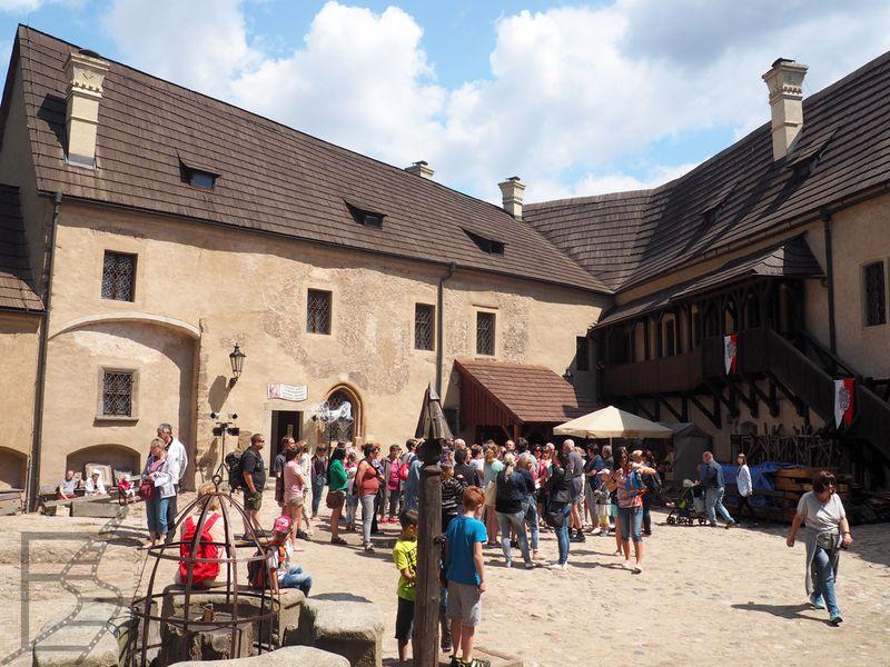 Zamek w Loket