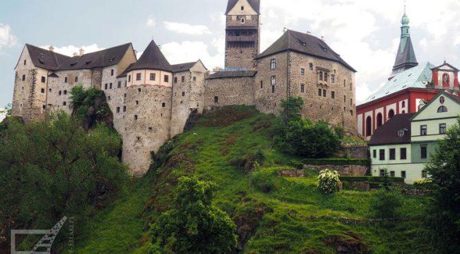 Loket, James Bond i malowniczy zamek