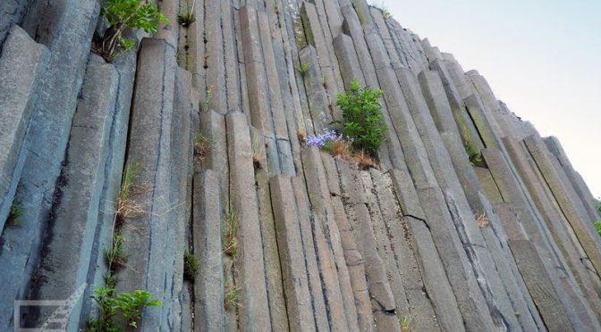 Pańska skała, bazaltowa formacja w Czechach