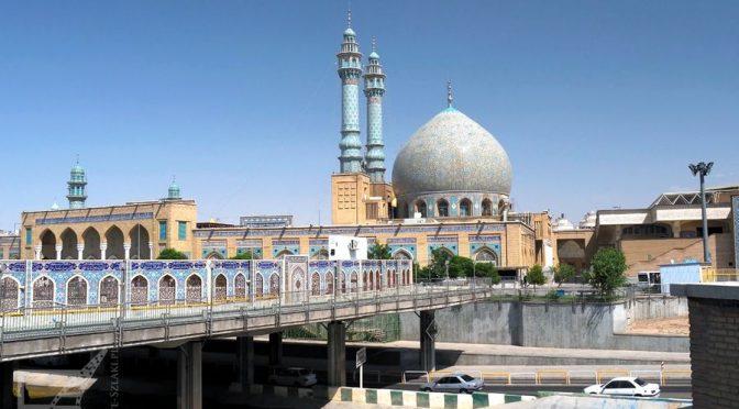 Mauzoleum Fatimy w Kom