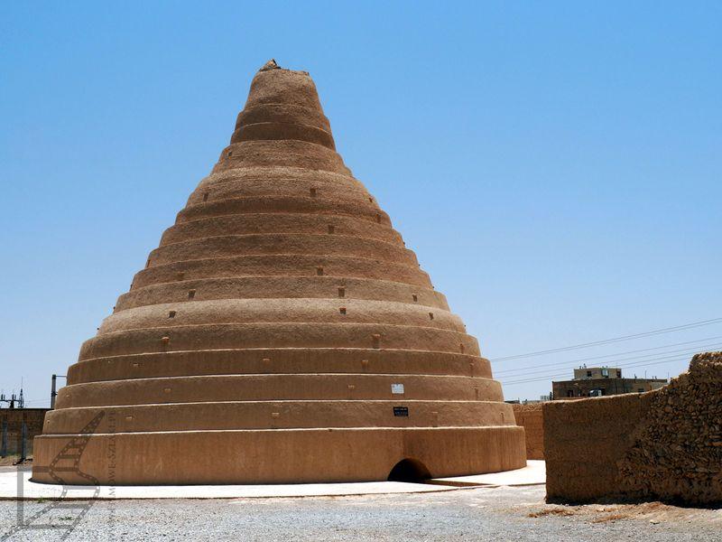 Jakh-czal, czyli starożytna lodówka
