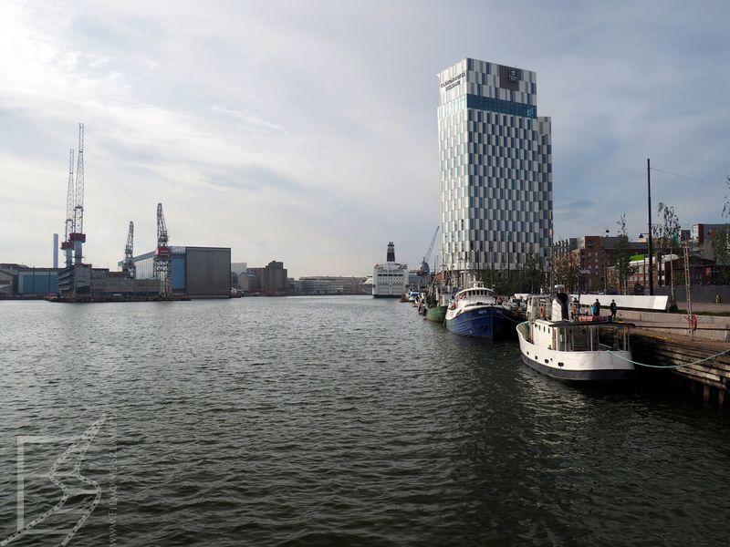 Port w Helsinkach