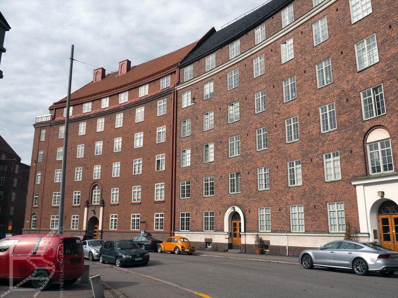Skandynawska architektura w Helskinkach