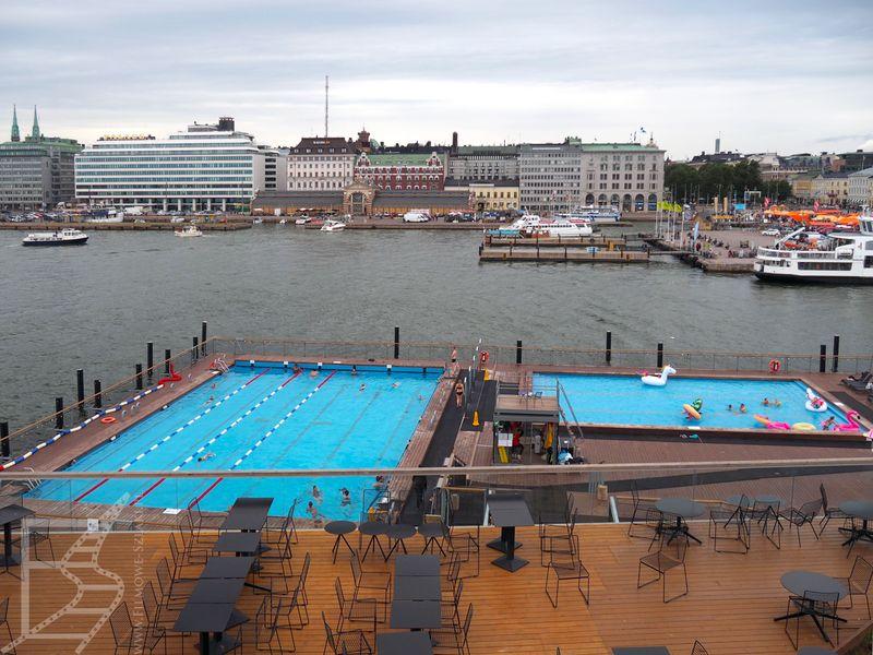 Baseny w Helsinkach