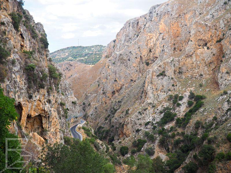 Wąwóz Topolia (Kreta, Grecja)