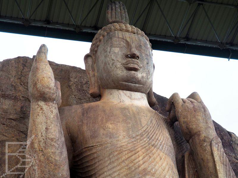 Wielki Budda w Aukana