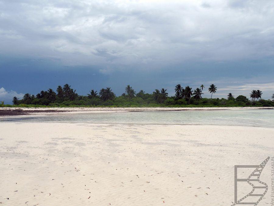 Plaże na Malediwach (Atol Laamu)