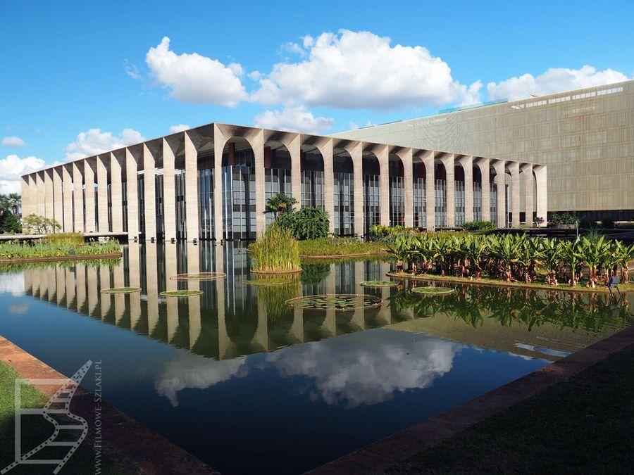 Palácio Itamaraty, ministerstwo spraw zagranicznych