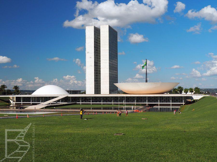 Kongres Narodowy, parlament brazylijski