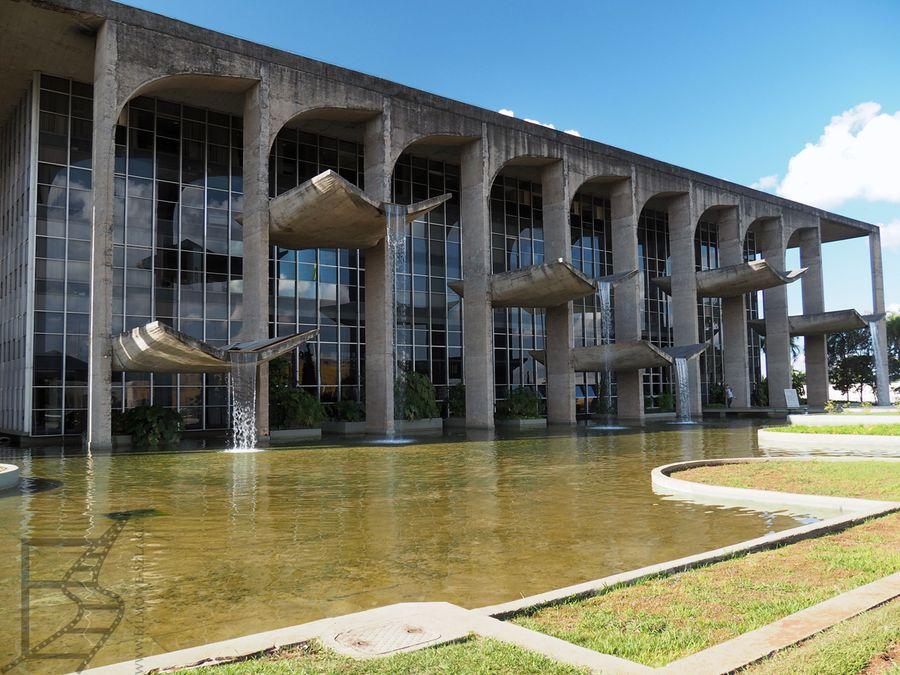 Palácio da Justiça, Ministerstwo Sprawiedliwości (Brasilia)