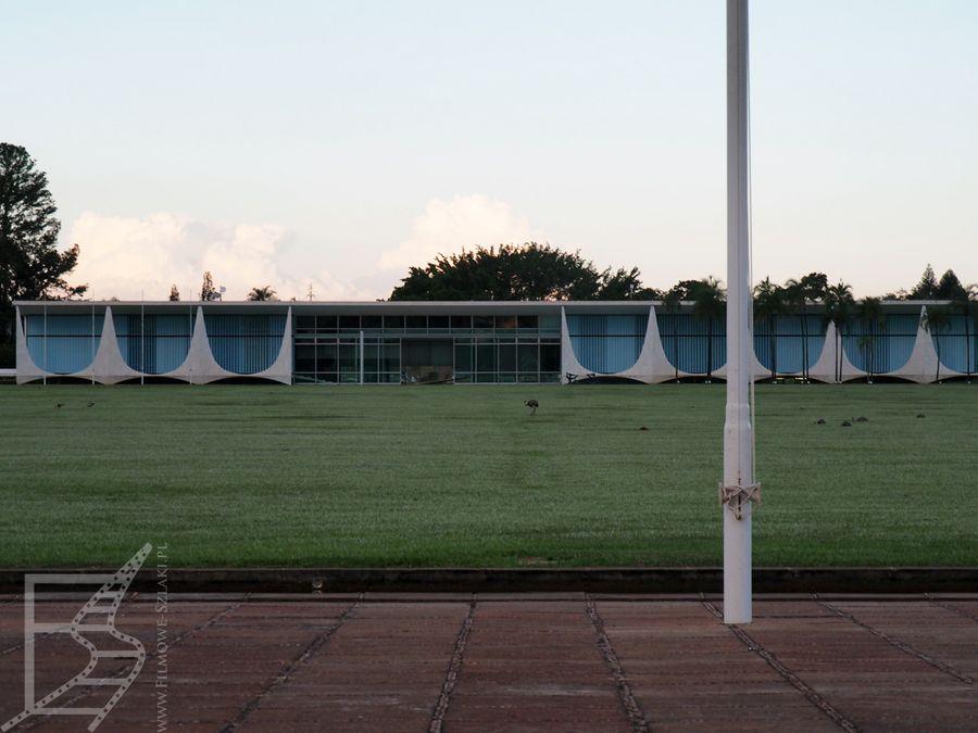 Palácio da Alvorada, miejsce zamieszkania prezydenta