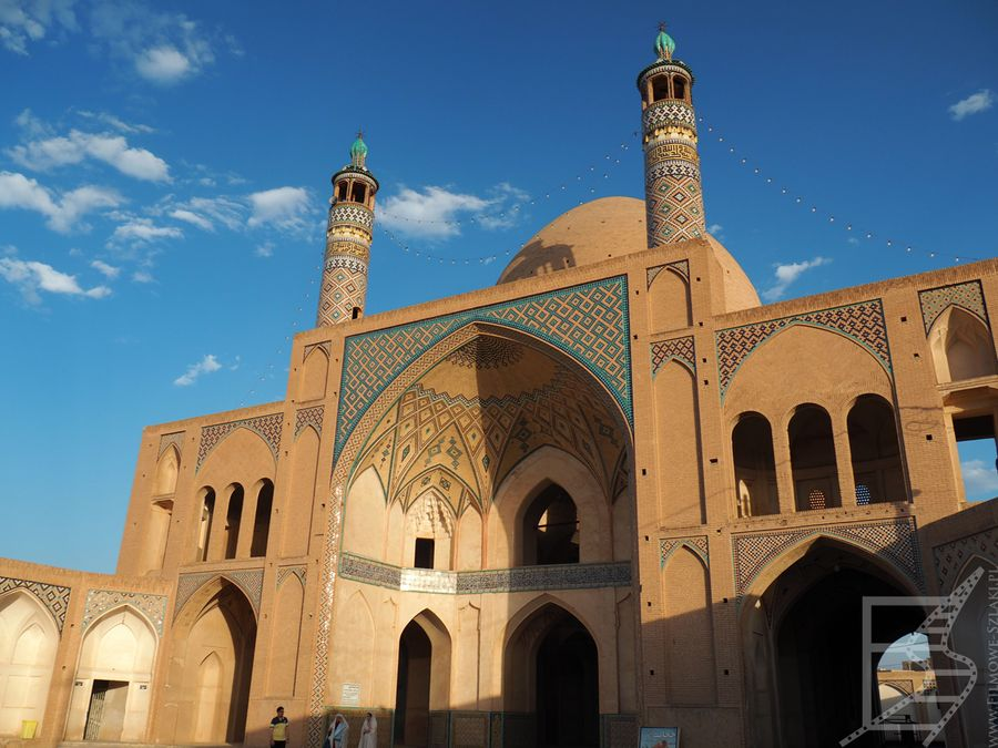 Meczet Agha Bozorg (Kaszan)