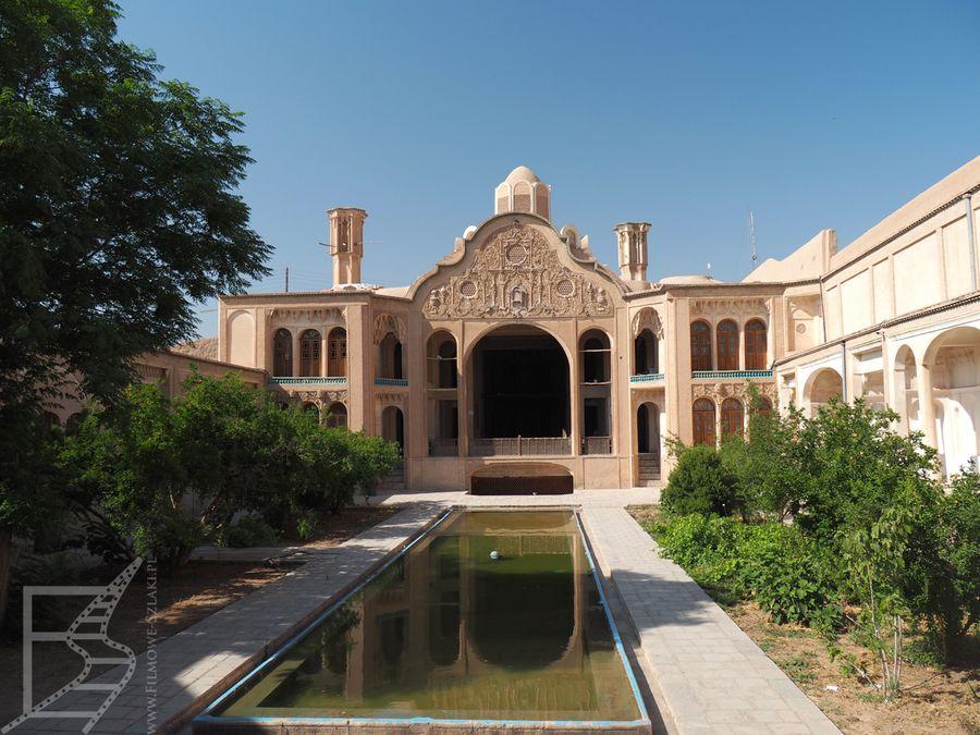 Dom kupieckiej rodziny Borujerdi