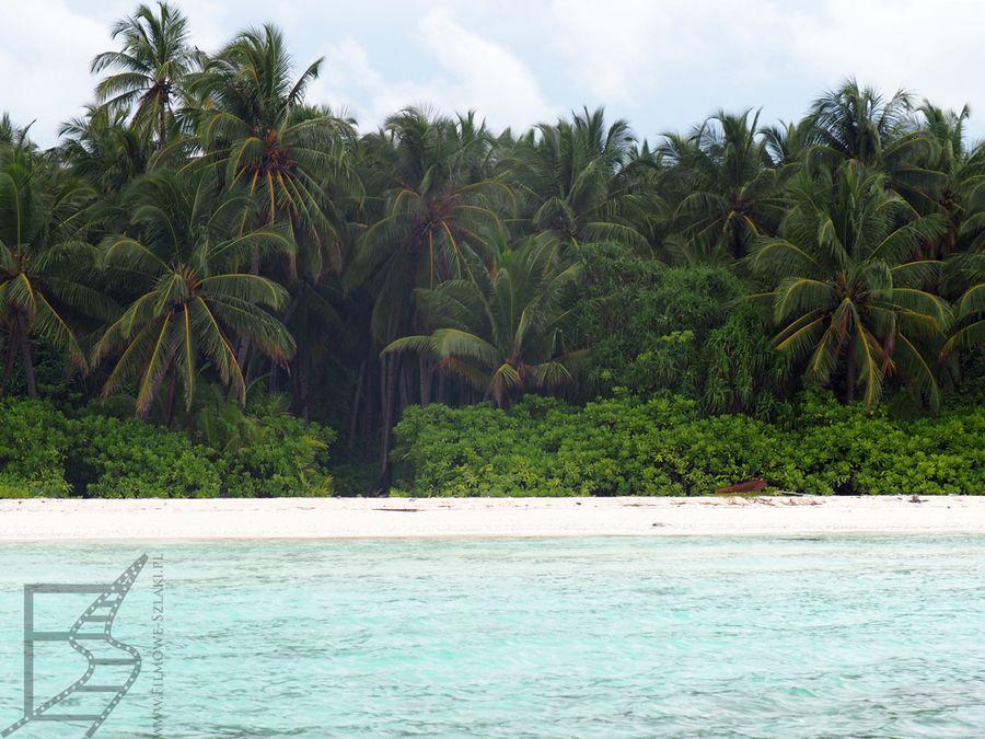 Plaża na wyspie Baresdhoo