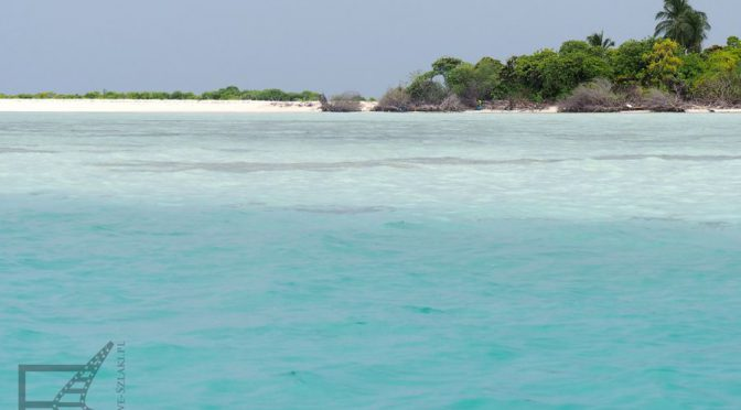 "Atol Laamu, rajski resort na Scarif (Malediwy i ""Łotr 1"")"