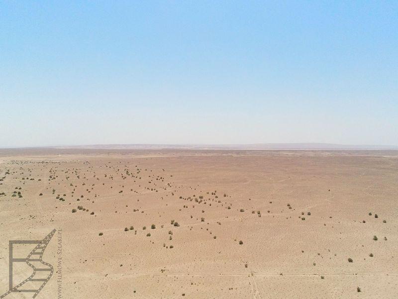 Pustynia Maranjab (oklice Kaszanu, Iran)