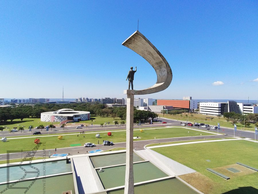Pomnik Kubitscheka (Brasilia)