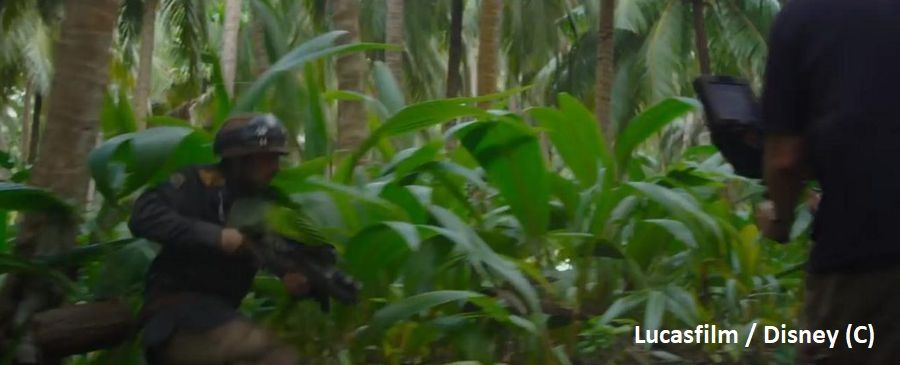 """""""Łotr 1"""", sceny w dżungli kręcono na wyspie Baresdhoo na Malediwach"""