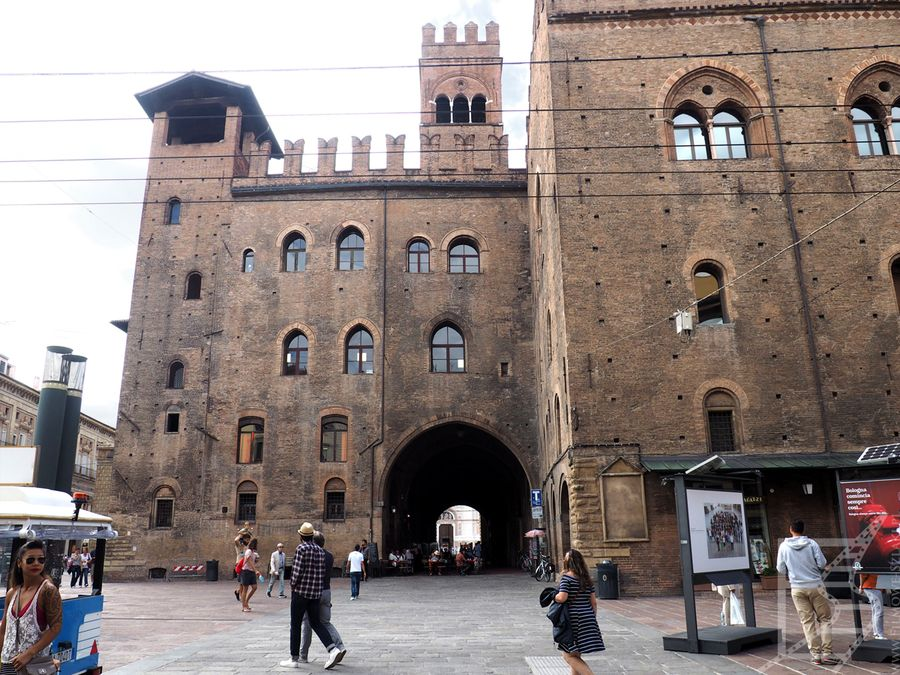 Centrum Bolonii