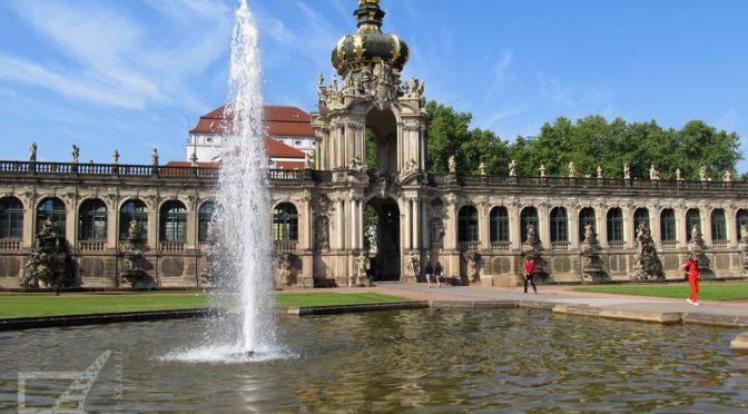 Drezno, perła Saksonii i miasto polskich królów