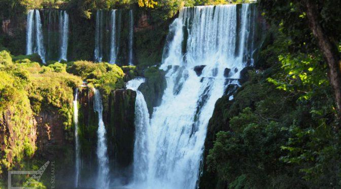 """Wodospad Iguazú (Iguaçu), """"Misja"""" i cud natury"""