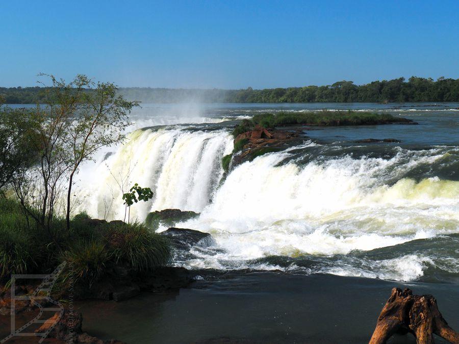Wodospad Iguazú (strona argentyńska)