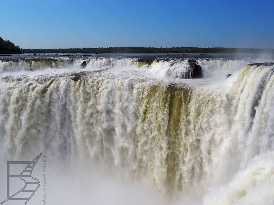 Gardziel Diabła (Iguazu, Argentyna)