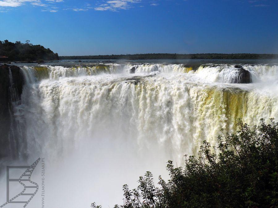 Diabelska gardziel (Iguazu)