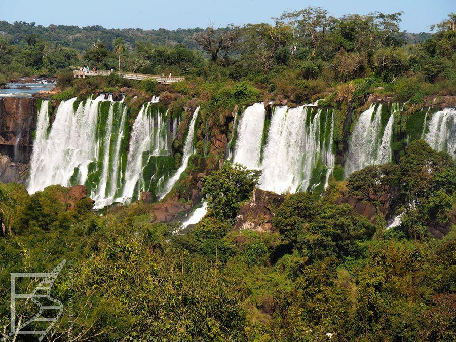 Wodospad Iguazu - Argentyna