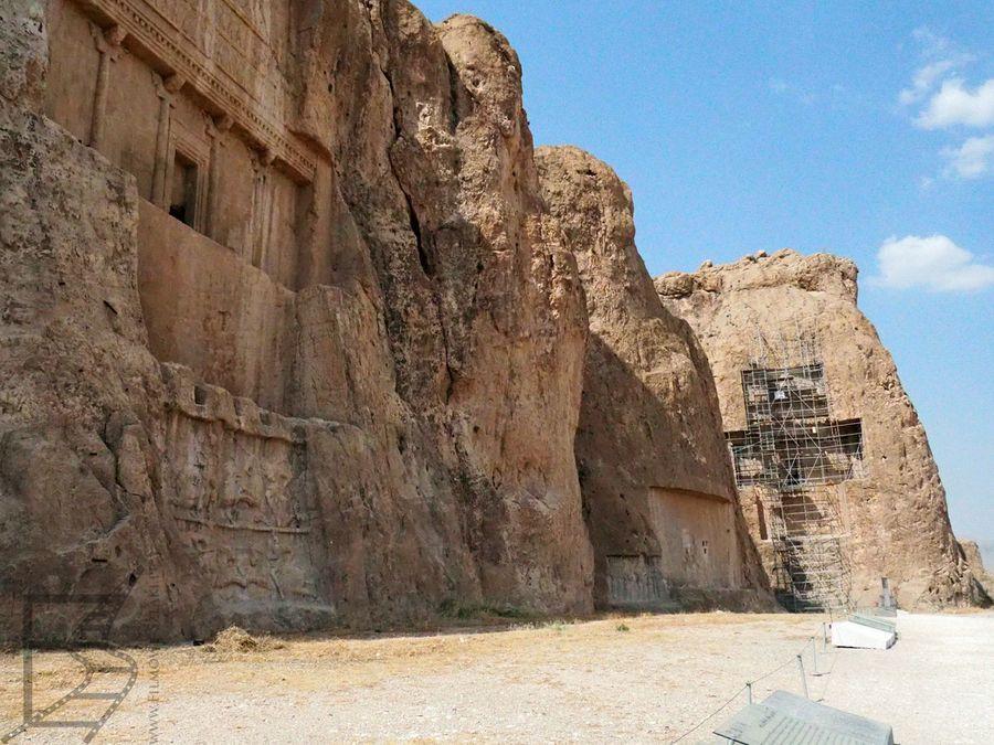 Grobowce perskich królów