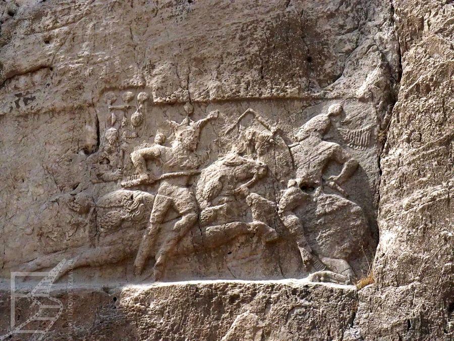 Perskie reliefy